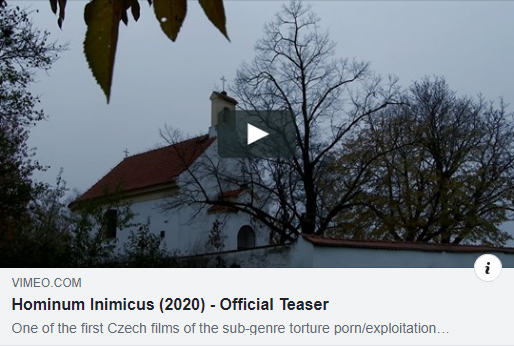Hominum Inimicus (2020) – Official Teaser