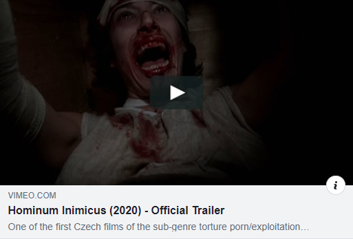Hominum Inimicus (2020) – Official Trailer